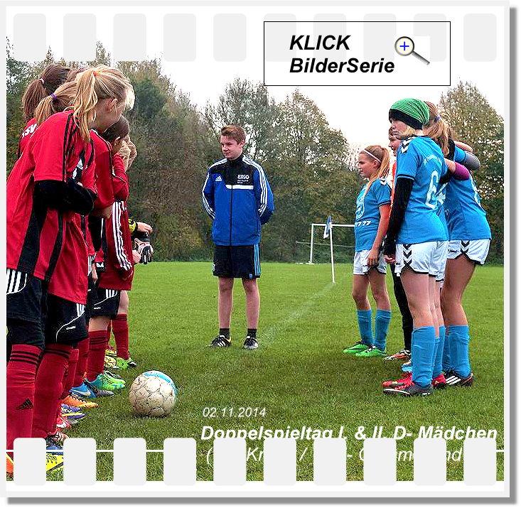 Fussball D Madchen Herbstmeisterschaft In Der Meisterrunde